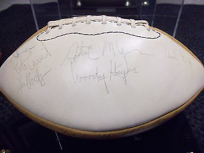 Ohio State 1974 Team Autographed Football