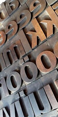 Serif font,bold wooden letters,letterpress,wood printing block,type,alphabet,lot