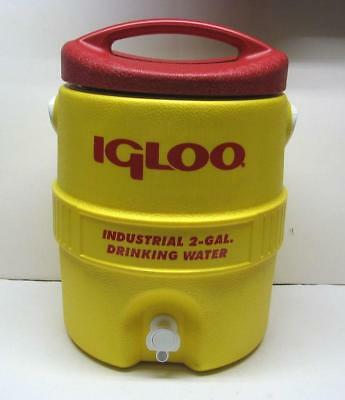 NEW Igloo # 421 2-Gallon Water Cooler Industrial With Box