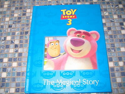 Disney Toy Story 3 The Magical Story  Book Brand  New