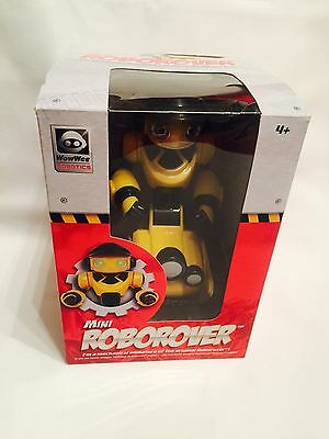 Roborover Mini Toy By WowWee Robotics .
