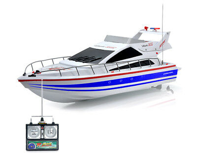 RC Remote Controlled Racing Speed Boat Watercraft 40Km/h Dual Motor w/Controller
