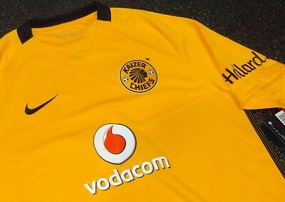 BNWT Nike Kaizer Chiefs Home Football Shirt - Small