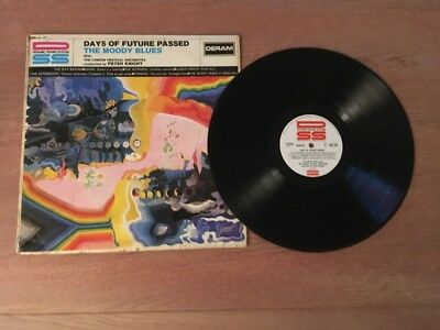 LP Vinyl The Moody Blues – Days Of Future Passed 1967