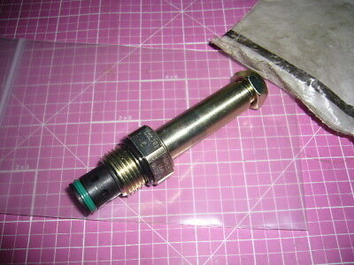 Normally Closed Solenoid Threaded Cartridge Valve, Grainger# 4UA82, NEW unused