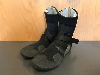 Men's Patagonia R5 Yulex Round Toe Booties Size 11 Winter Surf SUP