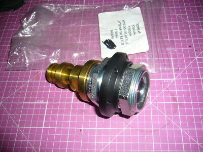 Eaton 5400 Low Air Inclusion Refrigerant Male Quick Disconnect, 3200145, 1970283
