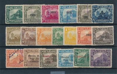 [38316] Nicaragua Good lot Very Fine Mint no gum/used stamps