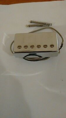 Gibson Humbucker. Chome. Neck position. See pictures. Very good condition.