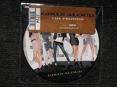 Girls Aloud The Promise picture disc vinyl