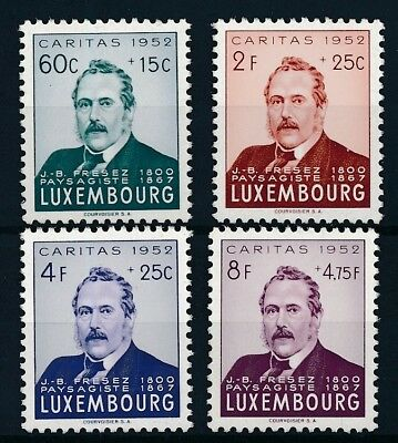 [53992] Luxembourg 1952 good set MNH Very Fine stamps $50