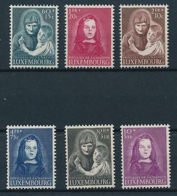 [53996] Luxembourg 1950 good set MNH Very Fine stamps $155