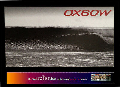 OXBOW 100x180cm EXTRA LARGE XL VELOUR POOL SURF BEACH TOWEL WAVE 100% COTTON