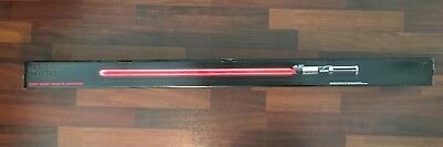 Star Wars Black Series Force FX Lightsaber Darth Vader Red #02 New Skywalker