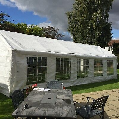 Sunnflair Party Tent 4 x 10m heavy duty marquee