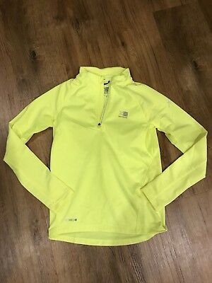 Fab Running Top High Visibility Ex Cond
