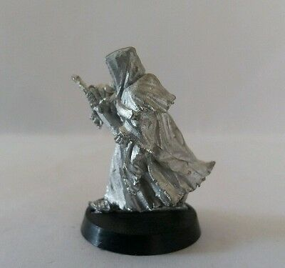 games workshop  Lord of the rings metal ring wraith witch king