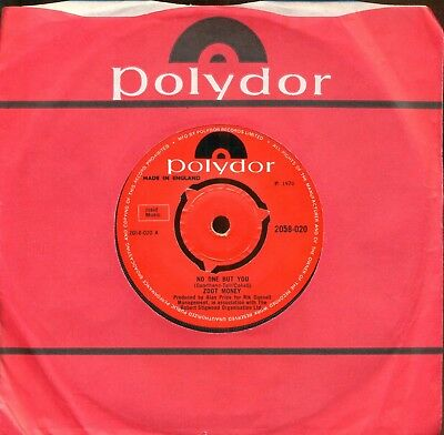 Zoot Money  - 'no One But You'  -    Polydor     1970