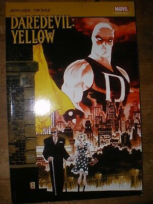 Daredevil - Yellow Marvel Comics graphic novel Jeph Loeb Tim Sale