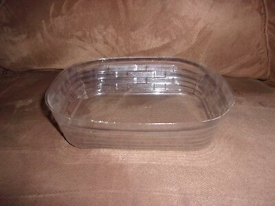 Longaberger Oval Muffin Basket Protector