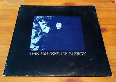 The Sisters Of Mercy * 12'' Single * Lucretia My Reflection * 1988 * Mr45T