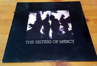 "The Sisters Of Mercy ""More"" Vinyl 12"" single"