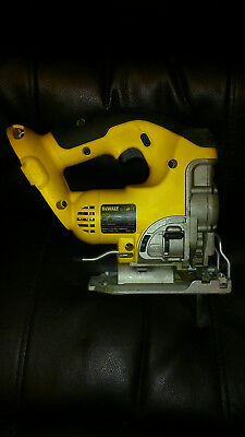 DeWALT DC330 18V XRP Cordless JigSaw Great Condition  Working Order