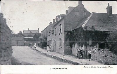 Longborough near Moreton in Marsh & Stow on the Wold..1917