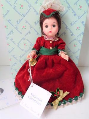 1999 Madame Alexander Victorian Christmas Wendy Doll #19970 Mint in Box Tag