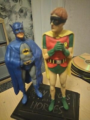 only fools and horses figurines barman and Robin