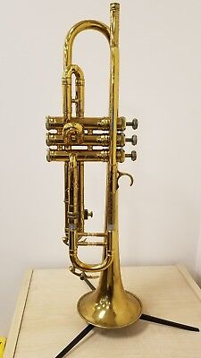 Vintage Great Player King Super 20 Trumpet  in original finish. Great player!
