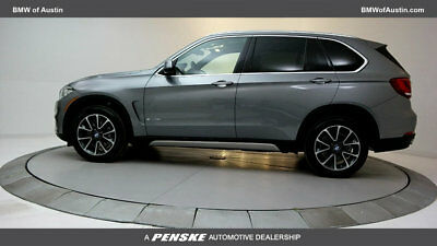 2017 BMW X5 sDrive35i Sports Activity Vehicle sDrive35i Sports Activity Vehicle 4 dr Gasoline 3.0L STRAIGHT 6 Cyl SPACE GRY ME