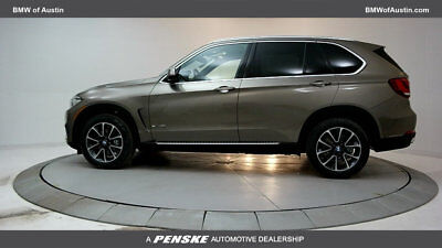 2017 BMW X5 sDrive35i Sports Activity Vehicle sDrive35i Sports Activity Vehicle 4 dr Automatic Gasoline 3.0L STRAIGHT 6 Cyl At