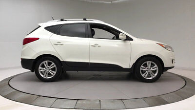 2012 Hyundai Tucson FWD 4dr Automatic GLS FWD 4dr Automatic GLS SUV Gasoline 2.4L 4 Cyl Cotton White