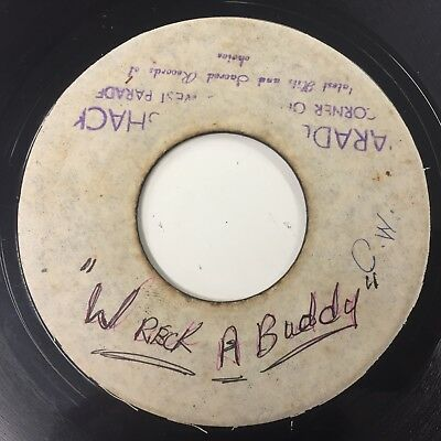 PIONEERS  Who The Cap Fit / SOUL SISTERS  Wreck A Buddy  BLANK AMALGAMATED '69