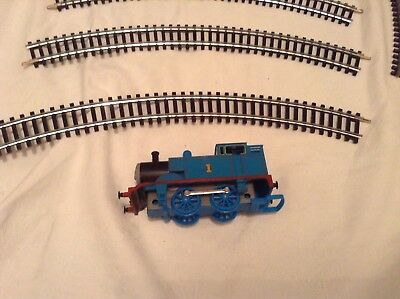 Hornby Thomas the Tank and track.