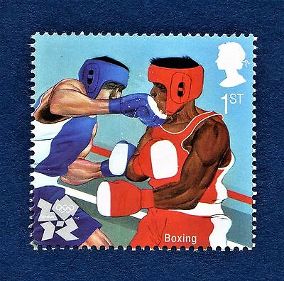 GB 2010 Sports/Olympics/Olympic Games/Boxing