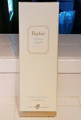 Rare Barbie A Day At The Races Silkstone Gold Label FMC NRFB