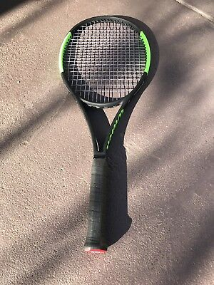 Wilson Blade 98 Countervail 18X20-Mint As-Grip4-Solinco Tour Bite Restrung