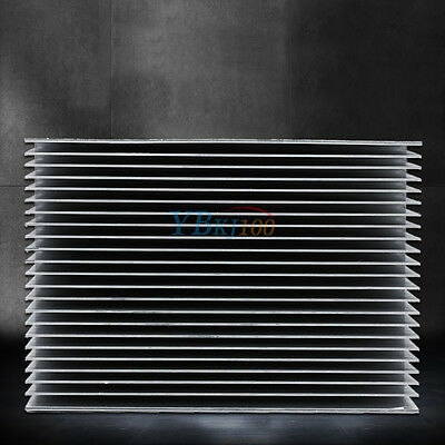 100X69X36mm Aluminum Heatsink Heat Sink Radiator Fin f/ LED High Power Amplifier