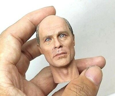 "1/6 scale DiD A80092 USMC General Frank Head Sculpt Ed Harris for 12"" figure use"