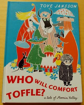Swedish childr. book in English/ Tove Jansson:  Who will comfort Toffle? Moomin
