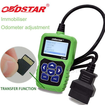 OBDSTAR Auto Key Programmer For Mazda/Ford Immobilizer Odometer Correction Tool