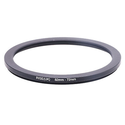 82-72 MM 82 MM- 72 MM 82 to 72 Step Down Ring Filter Adapter
