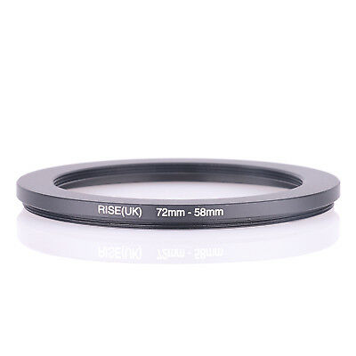 72-58 MM 72 MM- 58 MM 72 to 58 Step Down Ring Filter Adapter