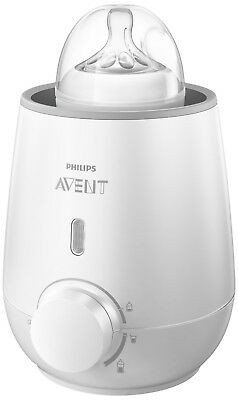 Philips AVENT Bottle Warmer Milk Ready In 3 Minutes Gently Defrost Warm Food New