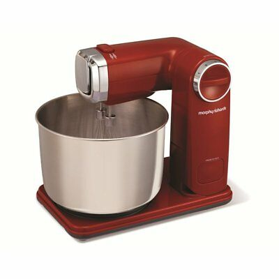 Morphy Richards 48993 Accents Folding Stand Mixer 6 Speed Settings