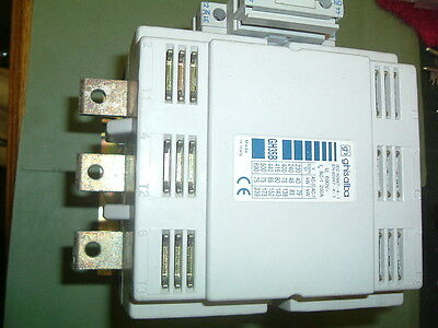Ghisalba Gh35B 3 11....... Contactor...... 380-400 Vac Coil 150 A....  New Boxed
