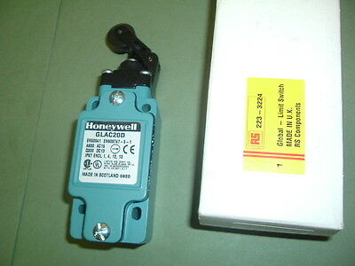 Honeywell  Glac  20D .................... Limit Switch Roller Lever   New  Boxed