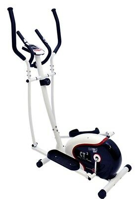 Christopeit Cross Trainer CT2 Elliptical Stepper Home Fitness 1321
